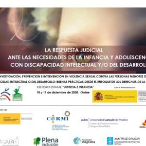 respuesta judicial ante las necesidades de la infancia y adolescencia con discapacidad