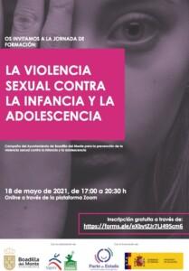 La violencia sexual contra la infancia y a la adolescencia