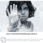 VIOLENCIA CONTRA PERSONAS MENORES DE EDAD CON DISCAPACIDAD