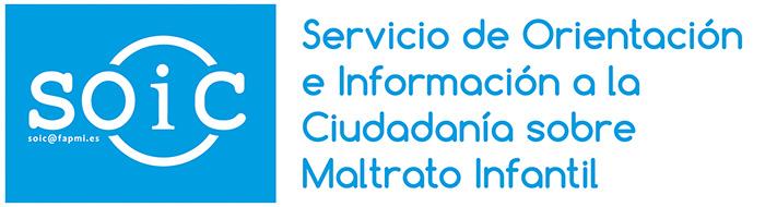 SOIC Información al ciudadano sobre Maltrato Infantil